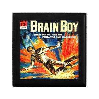 Brain Boy and the Time Machine Gift Box