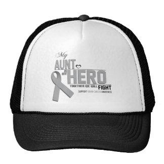 Brain Cancer Awareness: aunt Cap