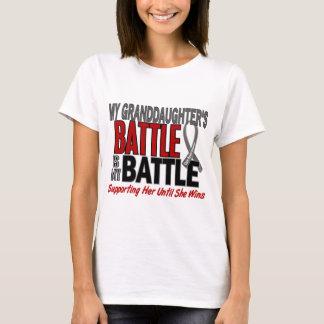 Brain Cancer MY BATTLE TOO 1 Granddaughter T-Shirt