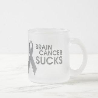 Brain Cancer Sucks Mug