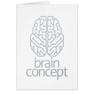 Brain Concept Top Card