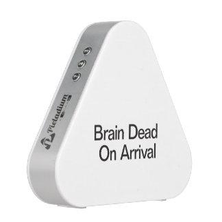 Brain Dead On Arrival Bluetooth Speaker