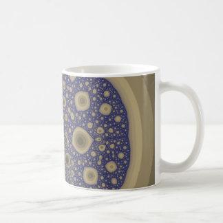 Brain Fractal Coffee Mug