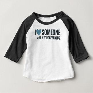 Brain Heart Baby T-Shirt