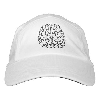 Brain inside cap