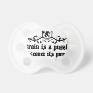 Brain Is A puzzle Discover Its Power Dummy