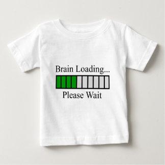 Brain Loading Bar Shirts