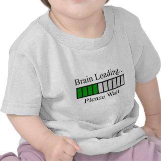 Brain Loading Bar Tees