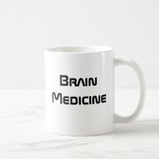 Brain Medicine - Funny Coffee Mug