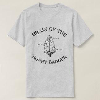 Brain of the Honey Badger Shirts