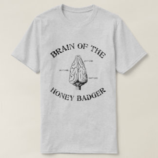 Brain of the Honey Badger T-Shirt
