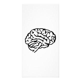 Brain Picture Card
