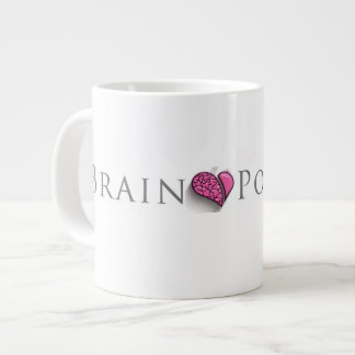 Brain Powered Large Coffee Mug