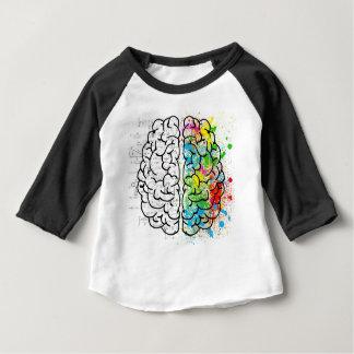 brain series baby T-Shirt