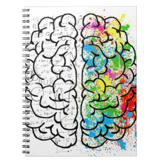 brain series notebooks