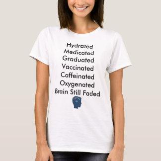Brain Still Faded T-Shirt