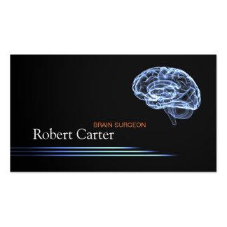 Brain Surgeon / Psychologist Business Card