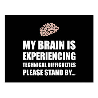 Brain Technical Difficulties White.png Postcard