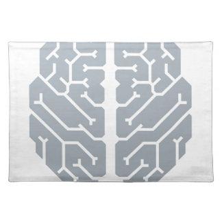 Brain Top Concept Placemat