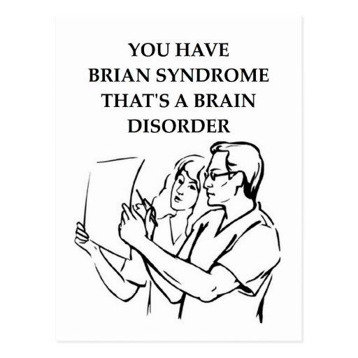 neurologist jokes postcards  neurologist jokes post cards