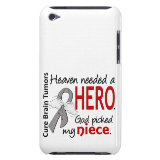 Brain Tumors Heaven Needed a Hero Niece Barely There iPod Cover