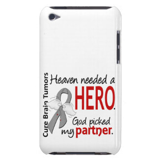 Brain Tumors Heaven Needed a Hero Partner Barely There iPod Covers