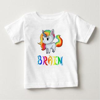 Brain Unicorn Baby T-Shirt