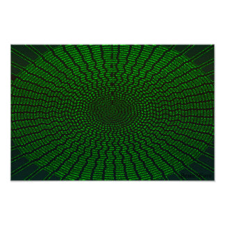 Brain Wave Poster