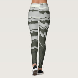 Brain waves leggings