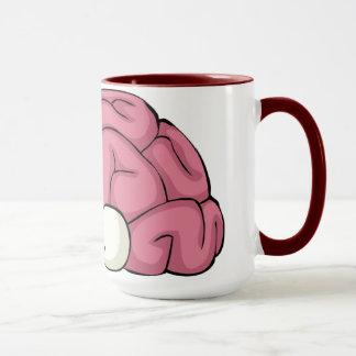 Brain with Eyes Mug