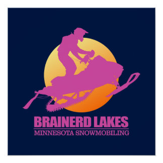 Brainerd Lakes (SM)2 Poster