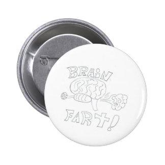 BrainFart Pinback Buttons