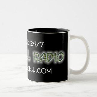 Braingell Radio Coffee Mug