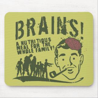 Brains! Mouse Pad