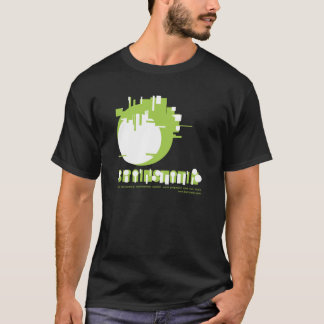 Brainstatik T-shirt_ black T-Shirt