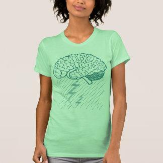 Brainstorm (Teal) T Shirts