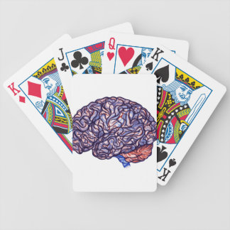 BrainStorming Bicycle Playing Cards