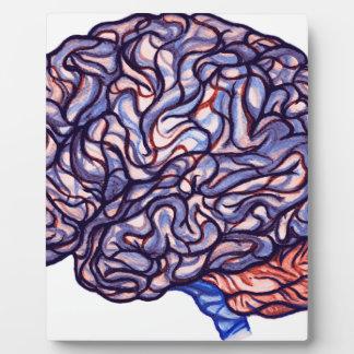 BrainStorming Plaque