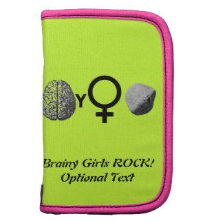 Brainy Girls Rock! Planners