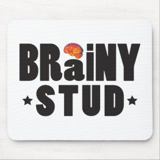 Brainy Stud K Mousepads