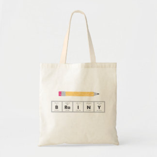 Brainy Tote and Book Bag