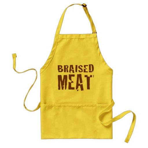 Braised Meat Aprons