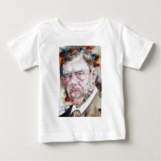 BRAM STOKER - watercolor portrait Baby T-Shirt