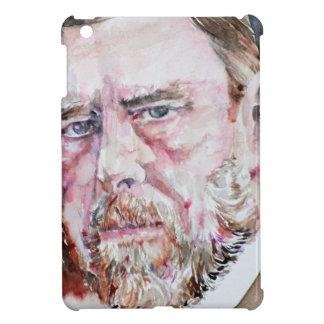 BRAM STOKER - watercolor portrait Case For The iPad Mini