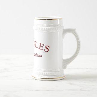 Brambles Logo Beer Steins