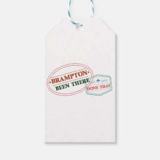 Brampton Been there done that Gift Tags