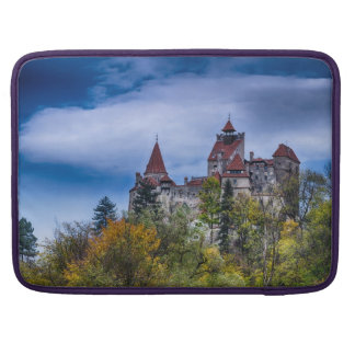 Bran Castle Romania Sleeve For MacBooks