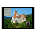 Bran Castle, Transylvannia Poster