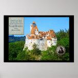 Bran Castle, Transylvannia Posters