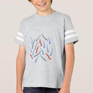 Branch Kids' Football T-Shirt